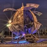 Spaceship Oasis vibrance - 34%