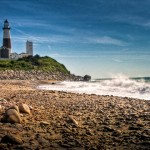 Montauk Point Lighthouse - South by Jamie Rood