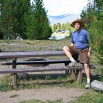 Jamie at Lake Dillon